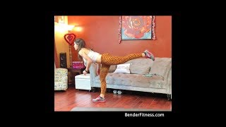 Total Body Workout- No Equipment Exercises (LIIT) #BFBody Quick Workout