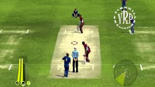 Brian Lara International Cricket 2007 Batting Tutorials: Lesson 1 - Ground Storkes