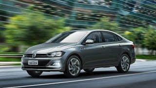 2018 VW Virtus (Polo-based sedan) launched in Brazil