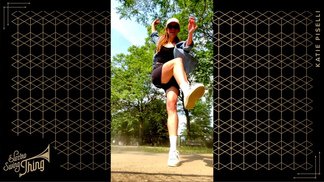 Electro Swing Dance: Katie Piselli // Odd Chap - To the Bat Cave