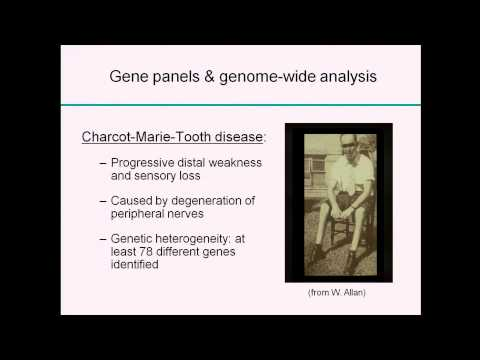 Genetic Testing for Neurological Diseases - Kurt Fischbeck