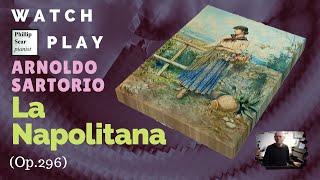 Arnoldo Sartorio : La Napolitana, Op. 253 (c1896)