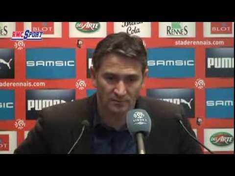 Football / Ligue 1 : Guingamp s'impose à Rennes - 01/03