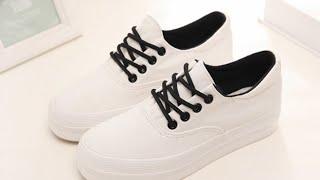 Женские кроссовки за $18.05