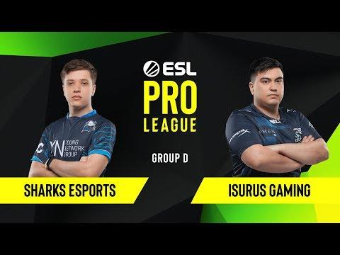 Isurus vs Sharks vod