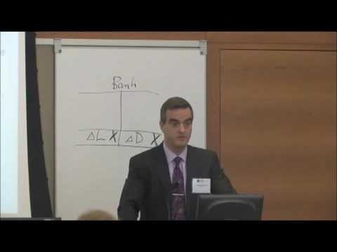 IMF-economist explains money creation, private banks create money supply
