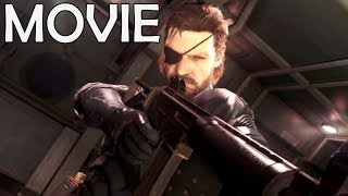Metal Gear Solid V: Ground Zeroes - The Movie (All Cutscenes & Cinematics)