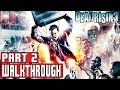 DEAD RISING (PS4) Gameplay Walkthrough Part 2 (1080p) - No Commentary (DEAD RISING REMASTERED)