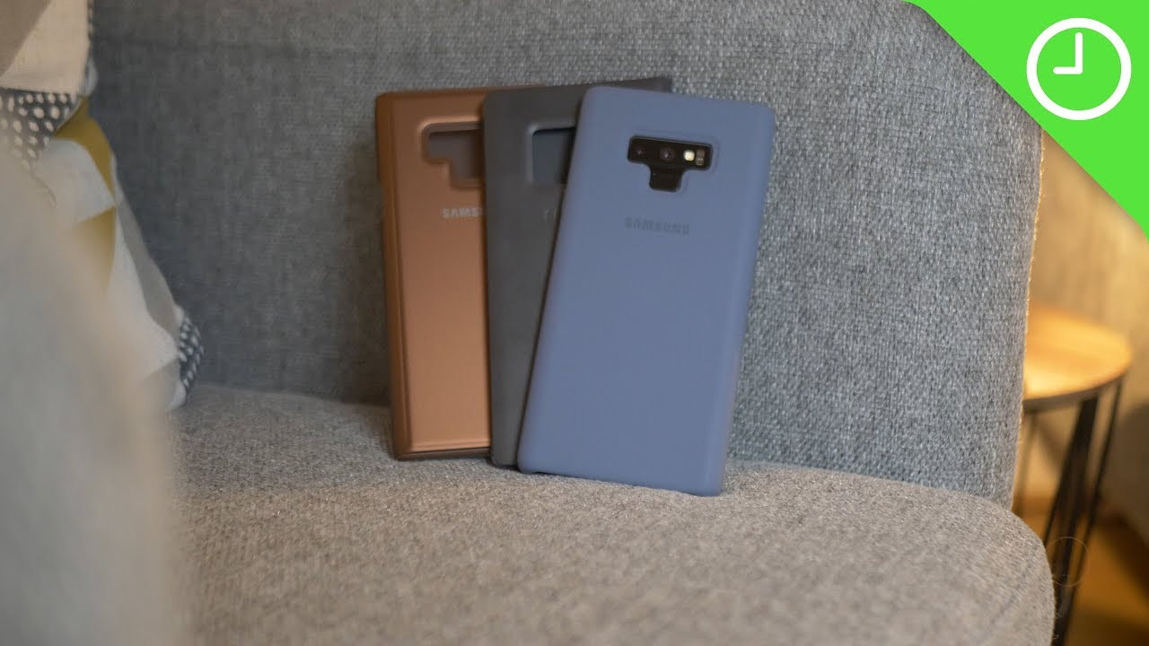 newest 2a3d8 86b9d Samsung Galaxy Note 9 Official Cases: Are they worth it?