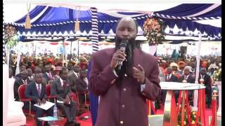 HOW THE TRUMPET OF GOD WILL SOUND AT RAPTURE!!! - PROPHET DR. OWUOR