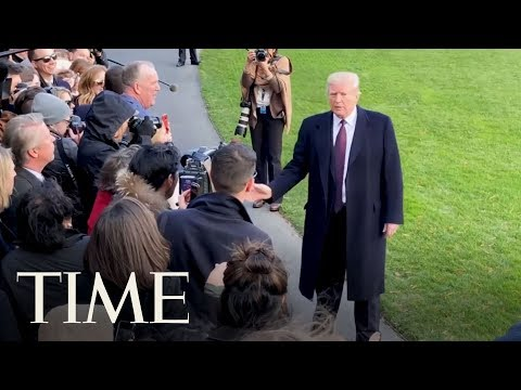 Watch Donald Trump Change Positions On Releasing His Taxes | TIME