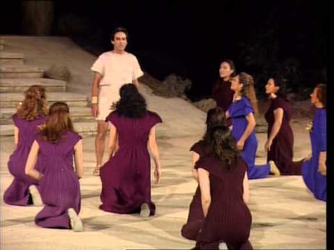 PHOENICIAN WOMEN Stratos Tzortzoglou - Part 4