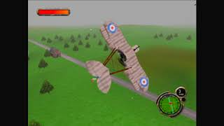 First Look   Red Baron Playstation 2