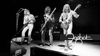 Foghat ~ Slow Ride (Live) (1975)