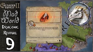 Crusader Kings 2: Mad World Returns #9 - UNLIMITED POWER