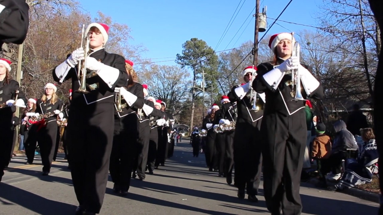 Cary Christmas Parade - YouTube