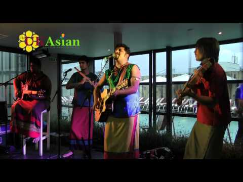 Raghu Dixit - Hey Bhagwaan - Shoreditch House, London