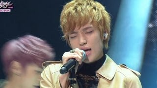 [Music Bank w/ Eng Lyrics] Teen Top - Missing You (2013.03.16)
