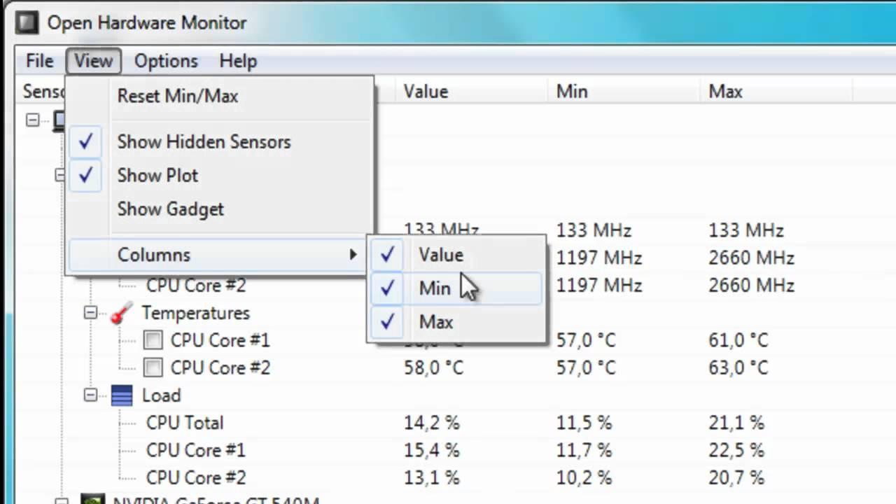 Cpu Temperatur Anzeigen Windows 10