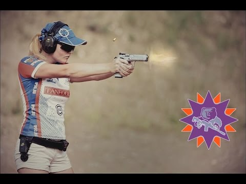 Maria Gushchina - Far East Asia Handgun Championship 2013 - The winner