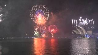 Sydney New Year's Eve Fireworks - Welcome to 2016 New Year!