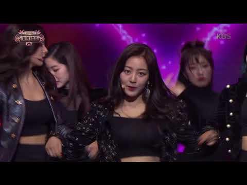 2017 KBS가요대축제 Music Festival - 트와이스 - Intro+SIGNAL (Intro+SIGNAL - TWICE). 20171229