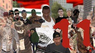 GTA San Andreas - La Infección Caníbal - Ep 11: Grito