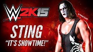 "WWE ""2K15"" - Sting's Entrance"