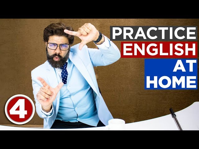 How to Practice ENGLISH SPEAKING ALONE AT HOME — Easy Way To Improve Spoken English