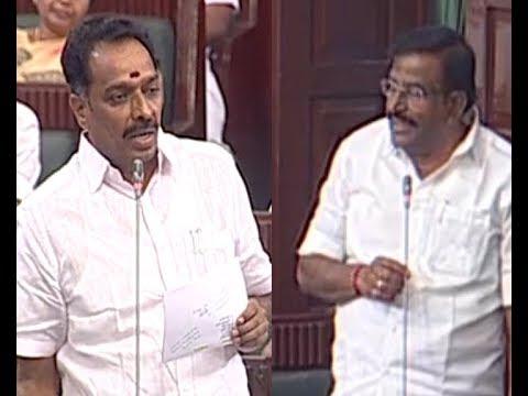 அமைச்சர் வாக்குவாதம்..! | TN Assembly ADMK Vs DMK Bus Strike Chennai |nba 24x7