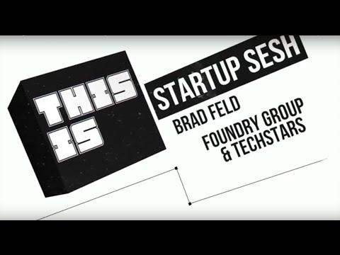 Startup Sesh EP01 - Brad Feld - Expectations