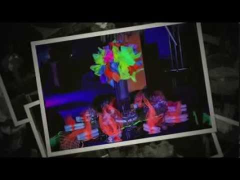 15 Anos Cali Fiesta Tematica Neon Youtube