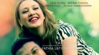 Tak Pernah - Fathia Latiff & Shukri Yahaya (OST Dia Isteri Luar Biasa) High Quality