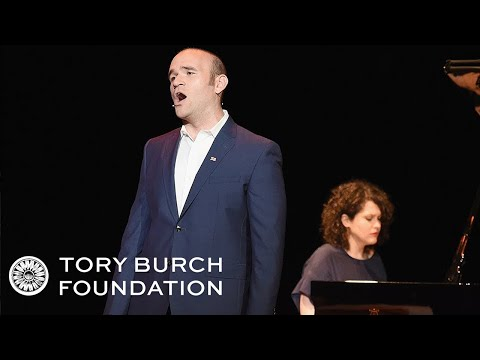 Metropolitan Opera Star Michael Fabiano in Performance | The Embrace Ambition Summit