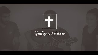Geldim Tapınmaya - Akustik Hristiyan İlahisi (Alt Yazılı)