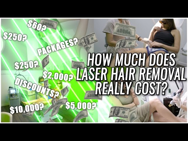 How Much Does Laser Hair Removal Cost? | Claudio Explains | Body Details
