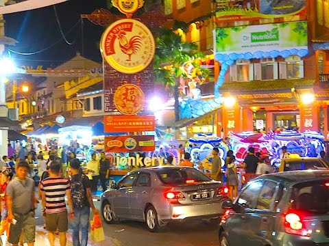 Top Attractions & Food in Melaka