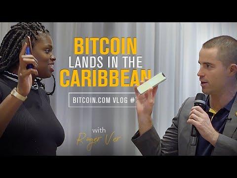 Bitcoin Cash Lands In The Caribbean | Roger Ver Vlog 6