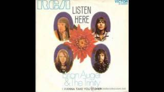 Brian Auger & The Trinity - Listen Here