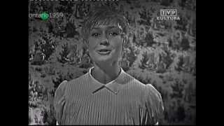 Elżbieta Czyżewska - Mix piosenek (TVP 1961)