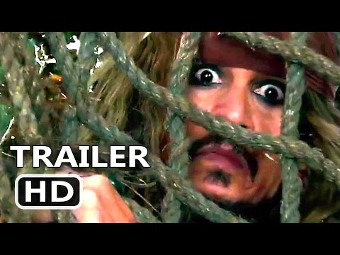 "Thumbnail: PIRATES OF THE CARIBBEAN 5 ""Pirates Life"" Trailer (2017) Dead Men Tell No Tales, Disney Movie HD"