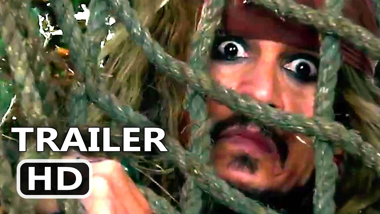 Pirates Of The Caribbean 5 -2540