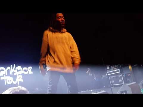 Shabba Ranks/Goosebumps - Mackwop. Blank Face Tour. O2 ABC2 - Glasgow 2016