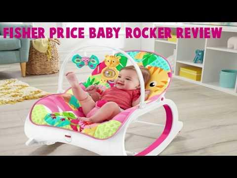 Fisher Price New Born Toddler Rocker Full Review