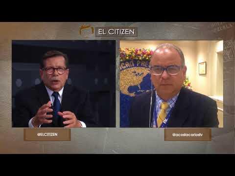 El CITIZEN: 2 Tenazas: La Cumbre de las Américas y la SIP     SEG 2