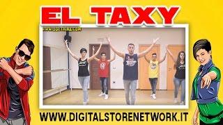 "Joey&Rina "" EL TAXI "" || Impara i Passi || Balli di Gruppo 2015 2016 Line Dance"