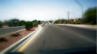 Driving in Tucson, AZ 4.14.11 [FREEFORM, SPEEDCORE] University of Arizona