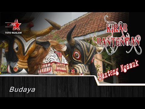 Carnival Bantengan Bull Play in Sebaluh Pujon