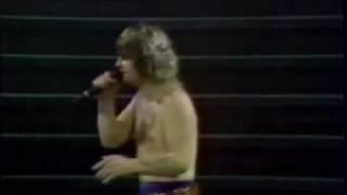 Ozzy Osbourne Paranoid  1982
