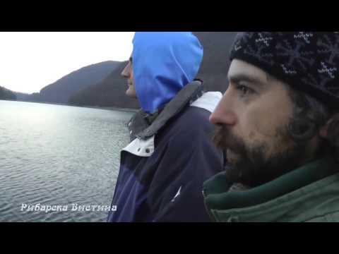 Ribolov na bojnik (skobal) vo zimski uslovi so Vlado Dojcinoski i Afrim Ismailoski 2 del